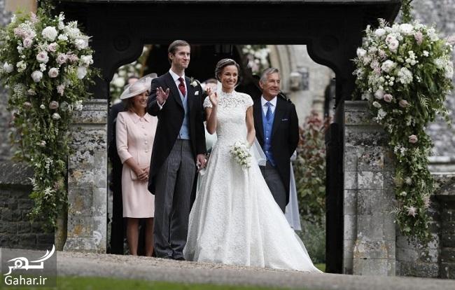 431556 Gahar ir عکس های مراسم عروسی پیپا میدلتون و جیمز متیوز