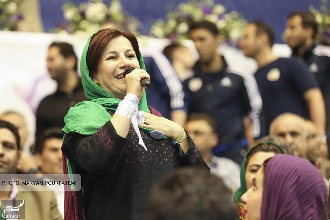 470742 Gahar ir عکس/ حضور بازیگران در همایش حامیان روحانی