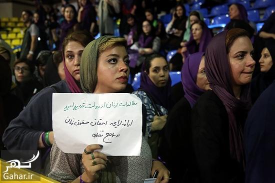 497246 Gahar ir عکس های همایش زنان و دختران حامی روحانی در تهران