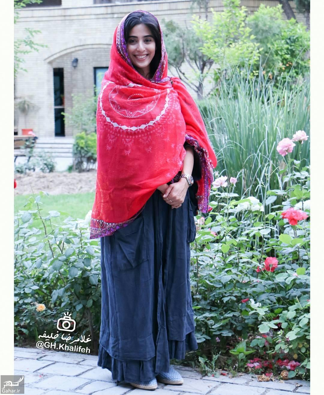 505915 Gahar ir عکس های آناهیتا افشار با لباس هندی در مراسم رونمایی از پوستر «ویلایی ها»