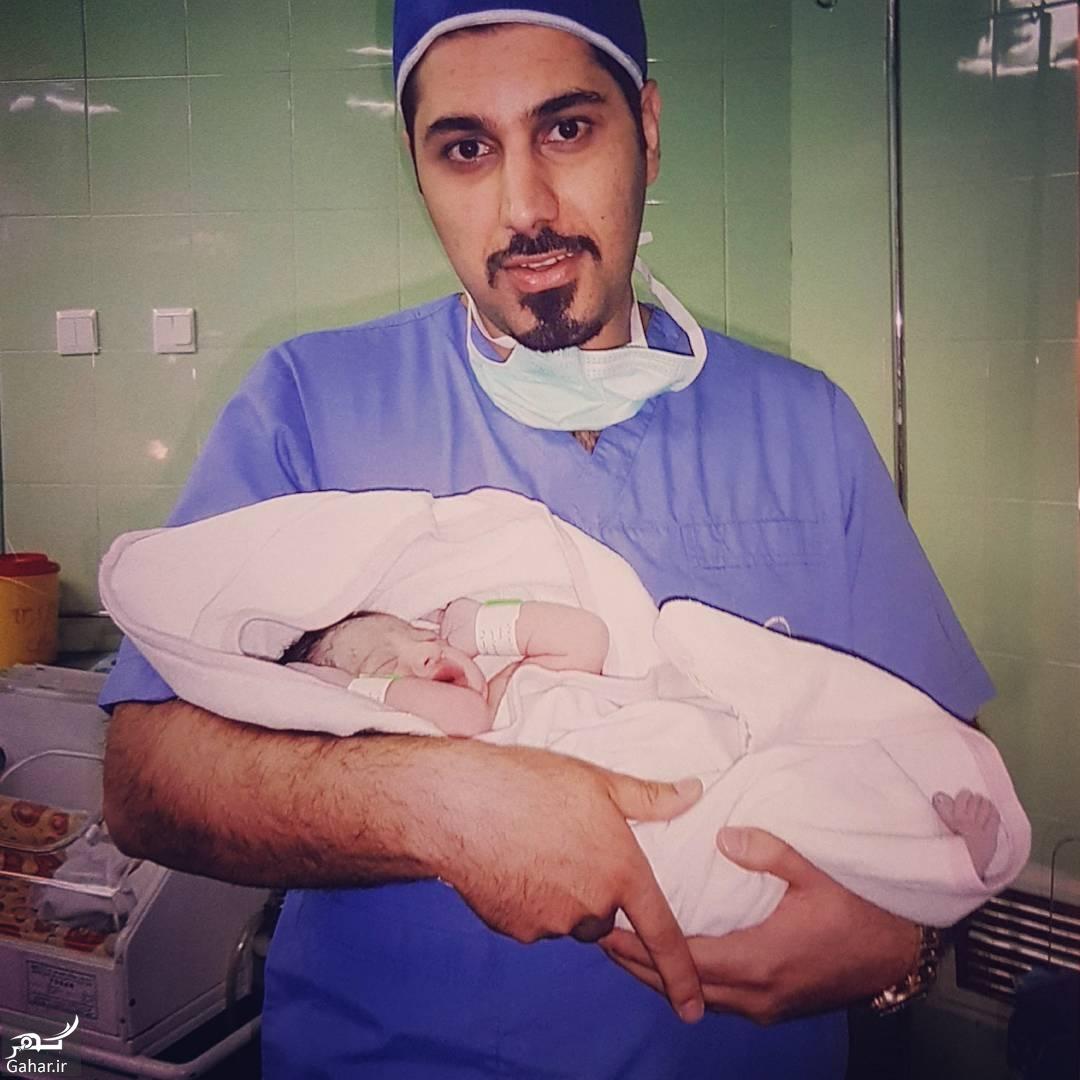 563847 Gahar ir عکس/ احسان خواجه امیری با انتشار پستی تولد پسرش را تبریک گفت