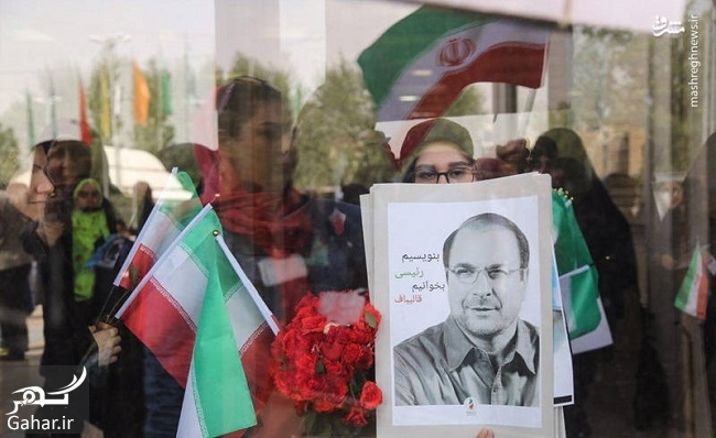 613211 Gahar ir عکس های همایش حامیان رئیسی در مصلی تهران