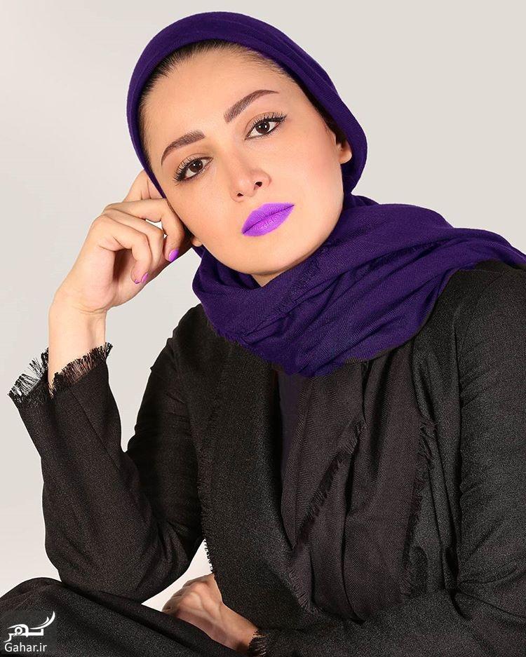 618767 Gahar ir عکس/ شیلا خداداد با انتشار عکسی متفاوت حمایتش را از روحانی اعلام کرد