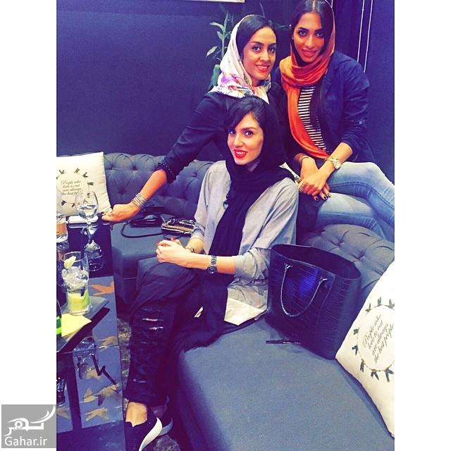 636179 Gahar ir بیوگرافی و عکس های فرنوش شیخی ، همسر کاوه رضایی