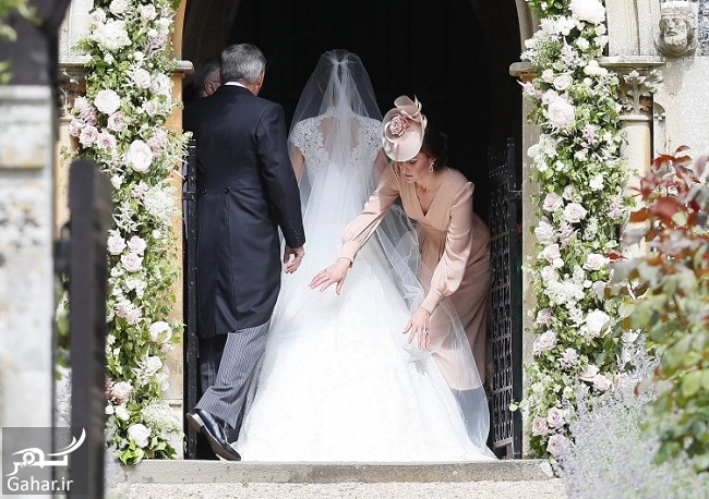 785441 Gahar ir عکس های مراسم عروسی پیپا میدلتون و جیمز متیوز
