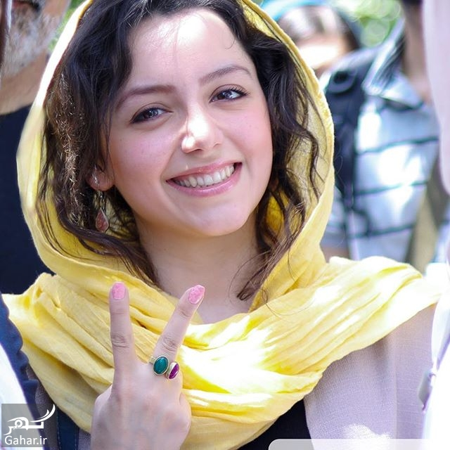 787597 Gahar ir عکس های هنرمندان در انتخابات ریاست جمهوری 96