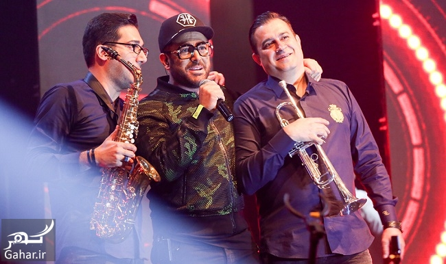 816348 Gahar ir عکس های کنسرت محمدرضا گلزار در تهران