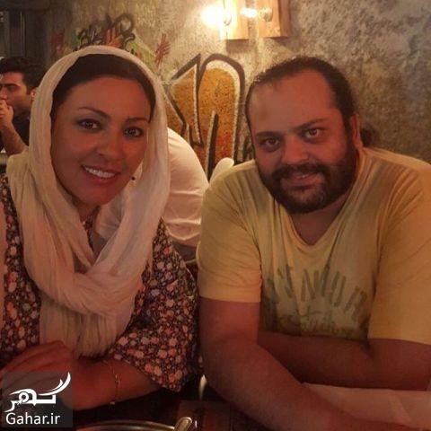 816830 Gahar ir دو عکس جدید از زیبا بروفه و همسرش پیام صابری
