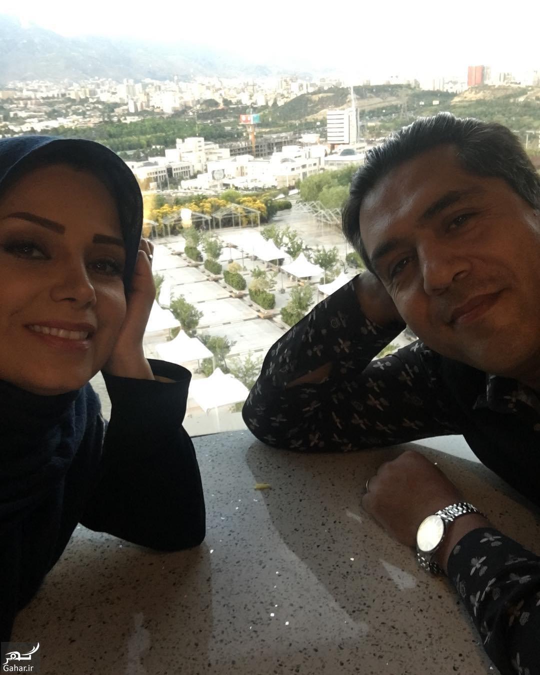 852830 Gahar ir عکس های جذاب و دیدنی صبا راد و همسرش مانی رهنما