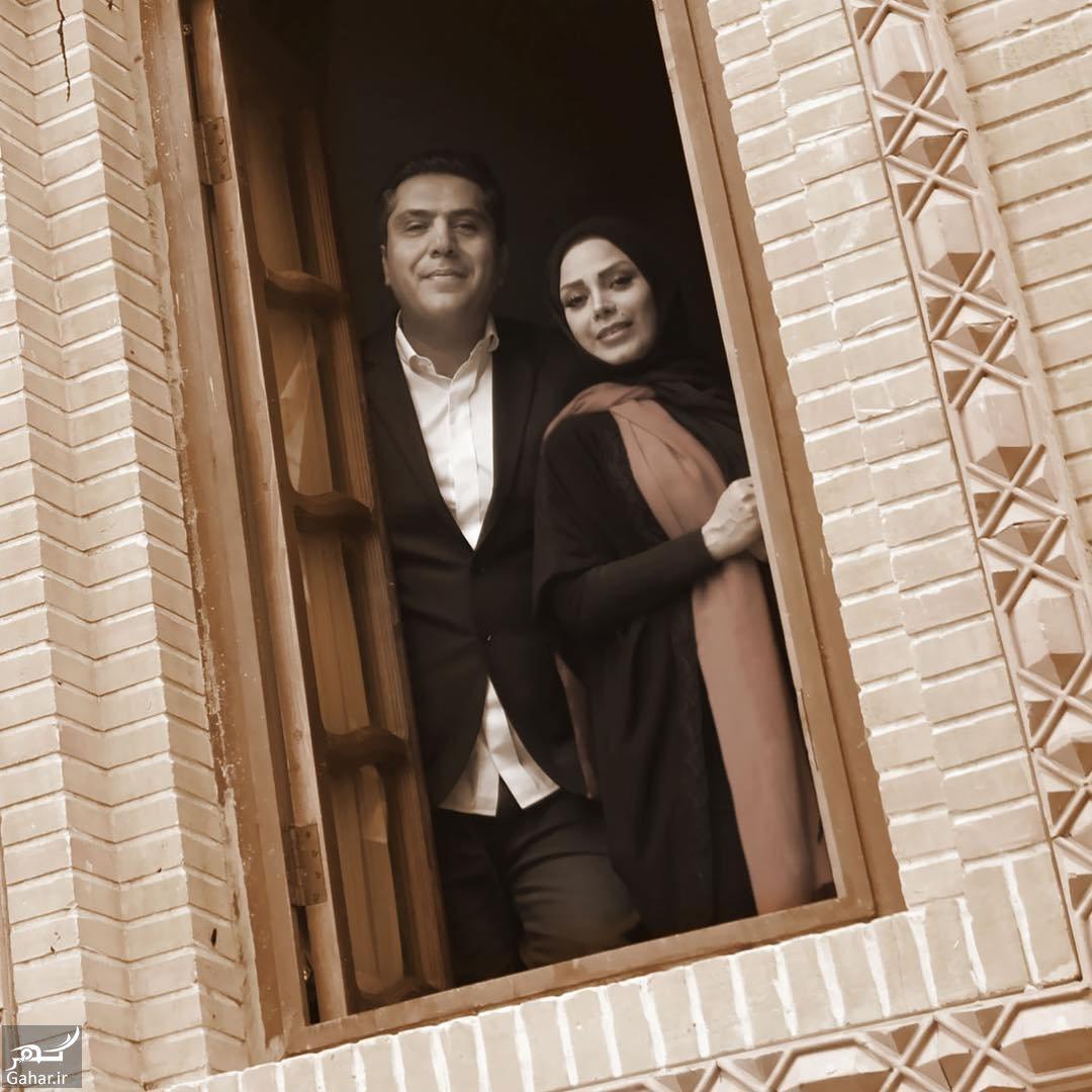 859338 Gahar ir عکس های جذاب و دیدنی صبا راد و همسرش مانی رهنما
