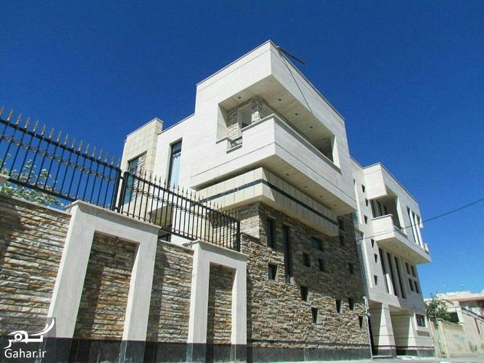 866824 Gahar ir عکسهای زیبا از نمای خانه یک طبقه لوکس