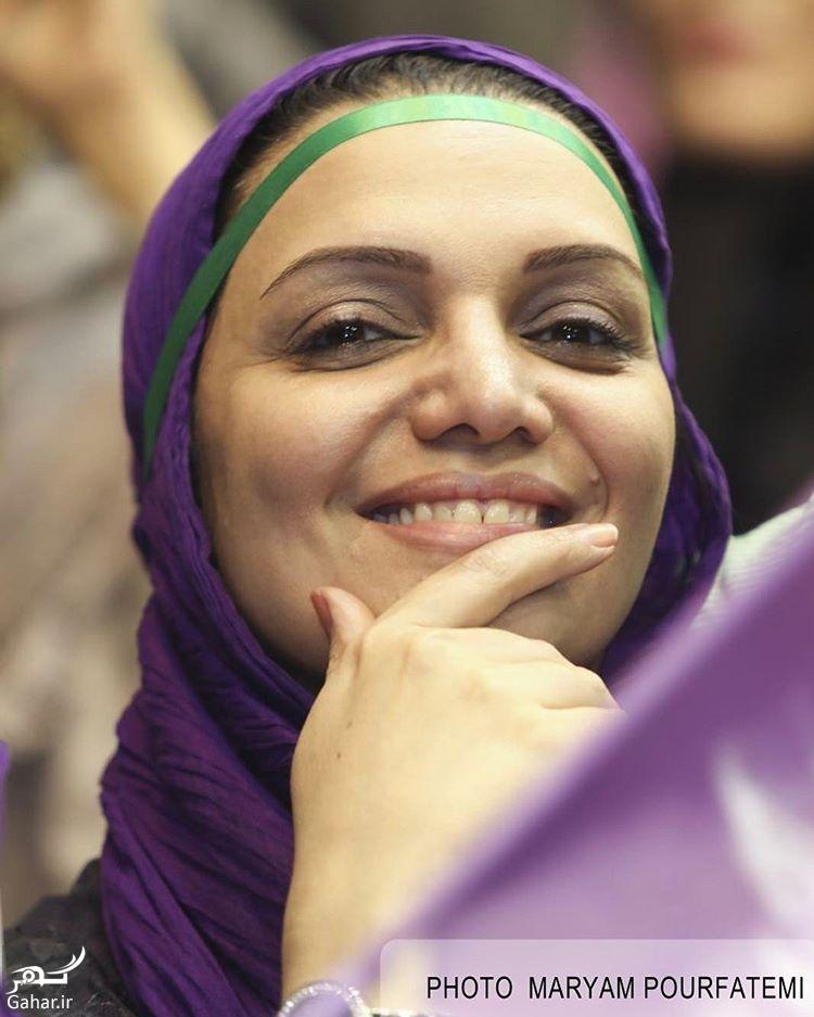 874789 Gahar ir عکس/ حضور بازیگران در همایش حامیان روحانی