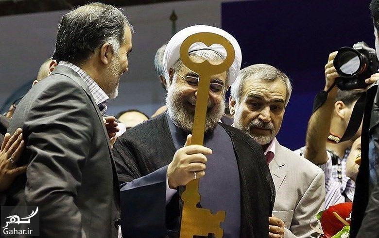 881984 Gahar ir خواندنیهایی درباره زندگی حسن روحانی رئیس دولت دوازدهم