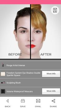 909723 Gahar ir دانلود برنامه Makeup Premium گریم عکس استثنایی