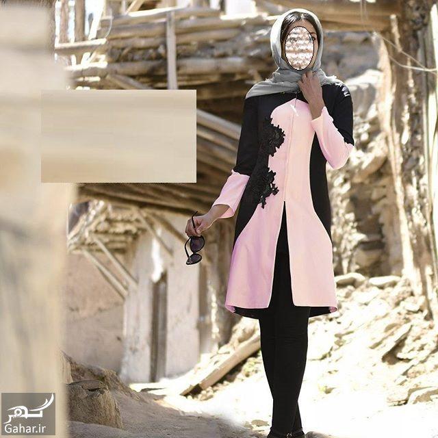 081403 Gahar ir مدل جدید مانتو دخترانه و زنانه شیک با طرحهای جدید تابستانی