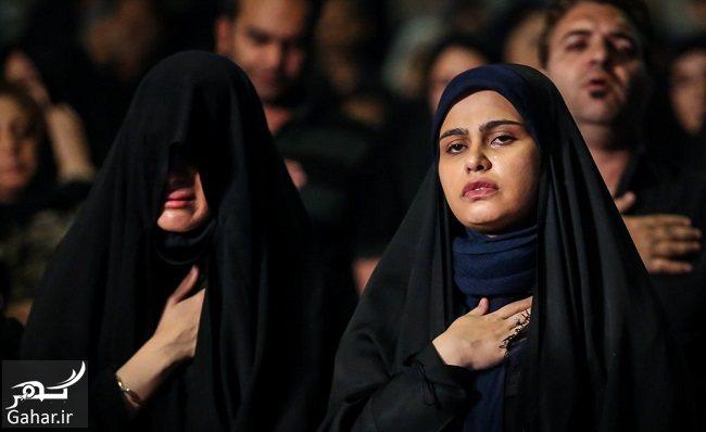 096974 Gahar ir عکس های شب قدر و مراسم احیا شب بیست و یکم در مصلی امام
