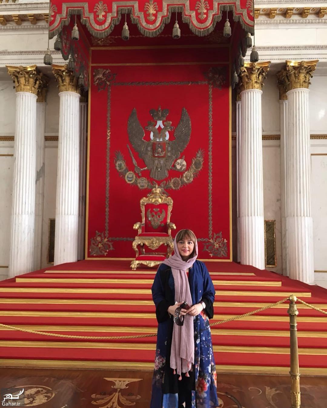 225501 Gahar ir سفر متفاوت لیلا برخورداری به روسیه + عکس های دیدنی