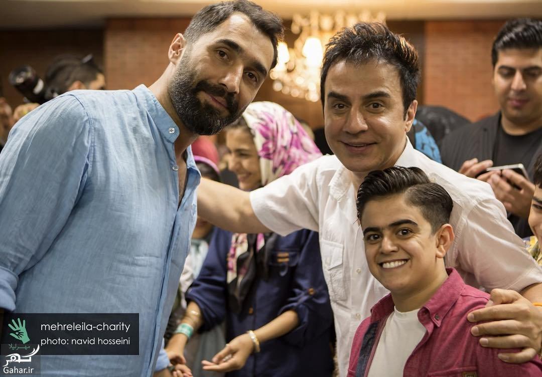 232282 Gahar ir عکس/ حضور جمعی از هنرمندان در مراسم خیریه مهر لیلا بلوکات