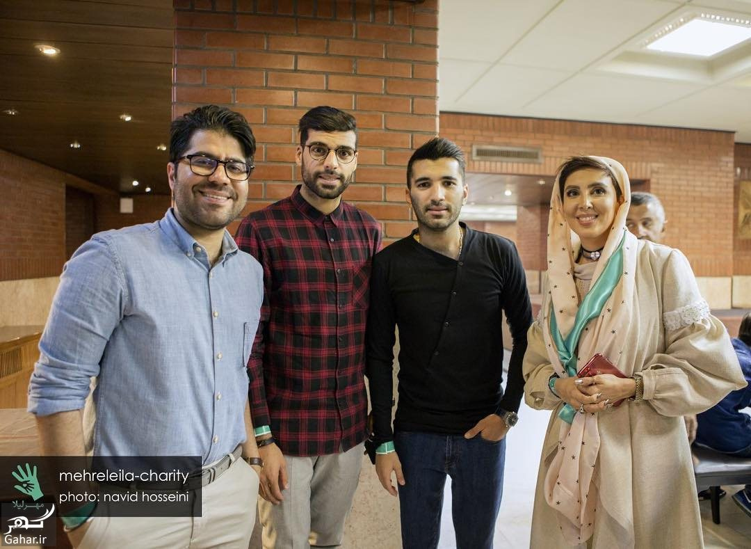 278730 Gahar ir عکس/ حضور جمعی از هنرمندان در مراسم خیریه مهر لیلا بلوکات