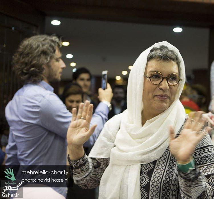 303386 Gahar ir عکس/ حضور جمعی از هنرمندان در مراسم خیریه مهر لیلا بلوکات