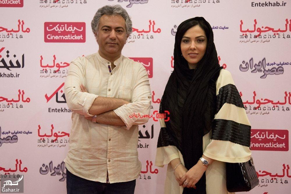467263 Gahar ir گزارش تصویری/ چهره های متفاوت بازیگران در اکران خصوصی فیلم مالیخولیا