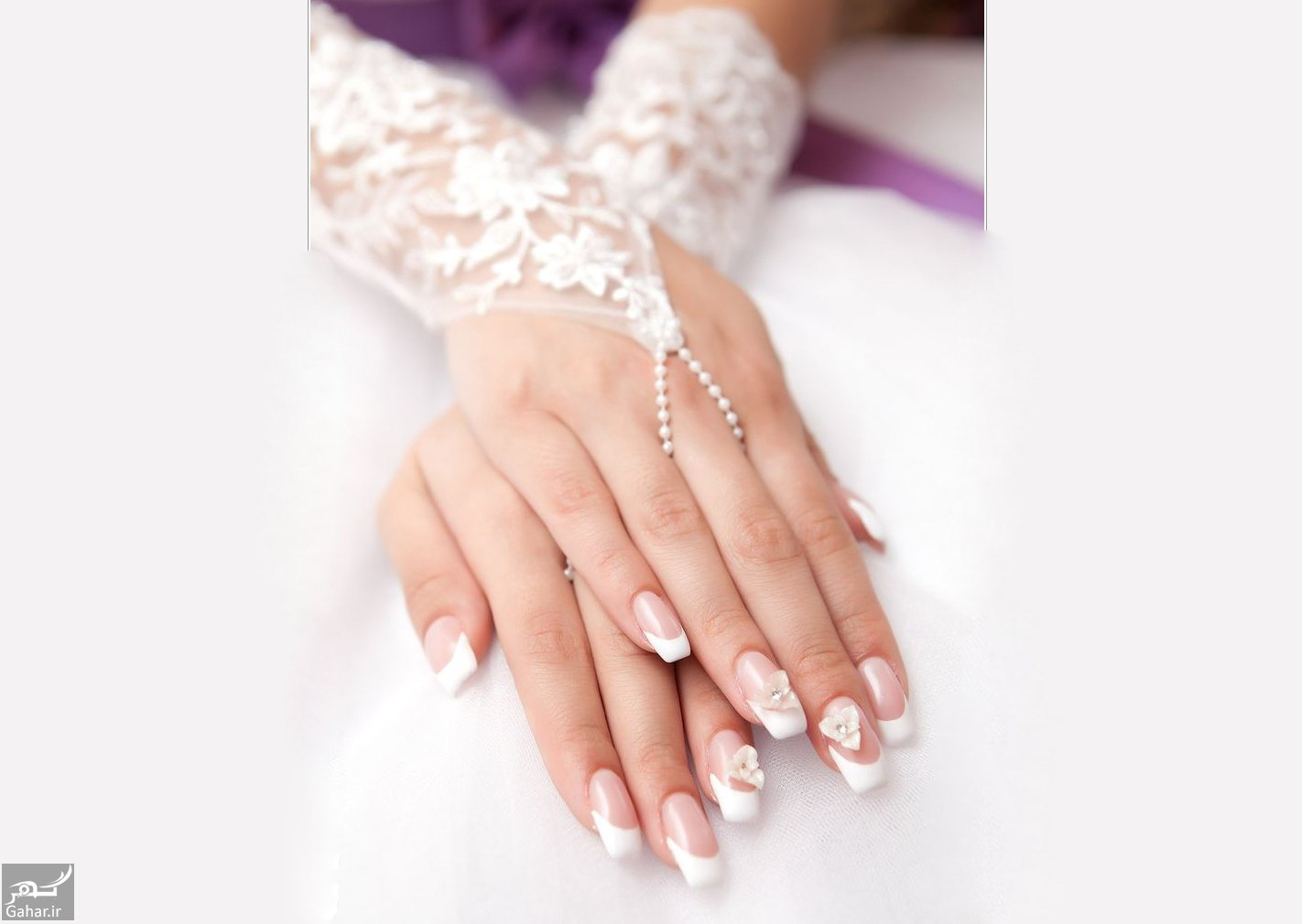543202 Gahar ir جدیدترین مدل های طراحی ناخن برای عروس