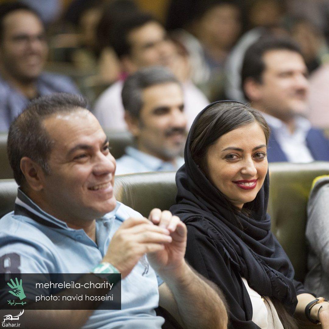 585438 Gahar ir عکس/ حضور جمعی از هنرمندان در مراسم خیریه مهر لیلا بلوکات