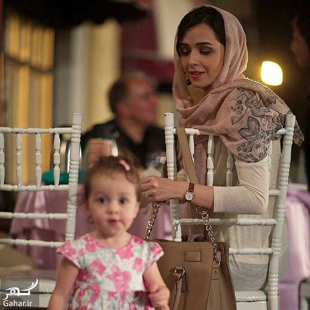 636936 Gahar ir عکس جدید ترانه علیدوستی و دخترش هانا