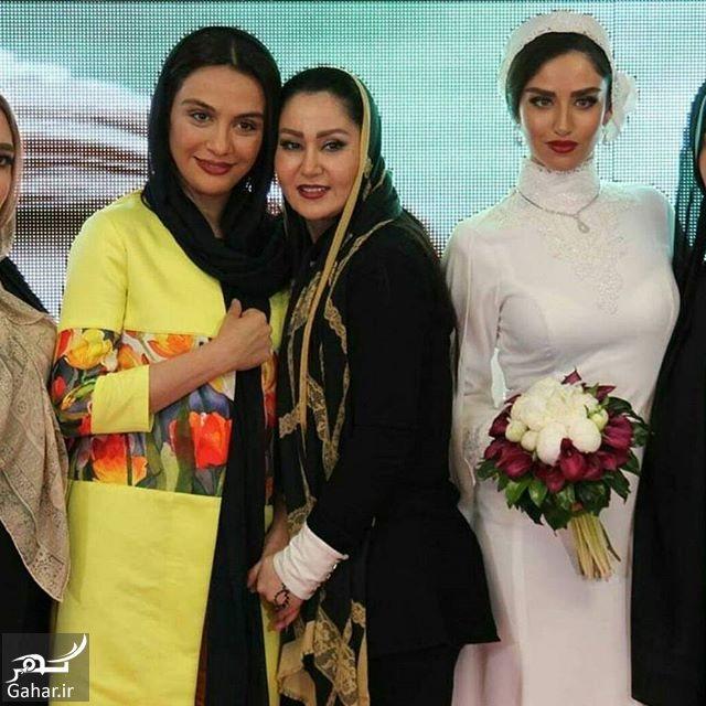 700151 Gahar ir حضور مارال فرجاد در مراسم عروسی هانیه غلامی ؛ عکس