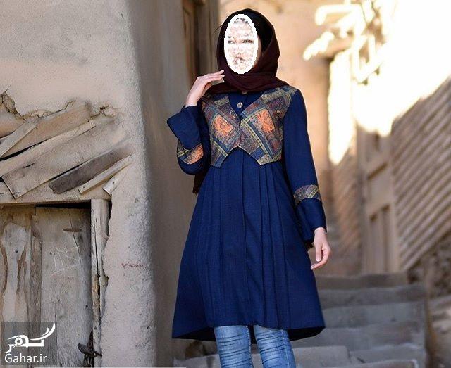 780670 Gahar ir مدل جدید مانتو دخترانه و زنانه شیک با طرحهای جدید تابستانی