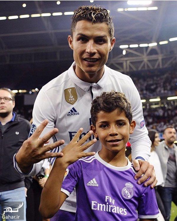 829512 Gahar ir مادر و پسر رونالدو در جشن قهرمانی رئال مادرید