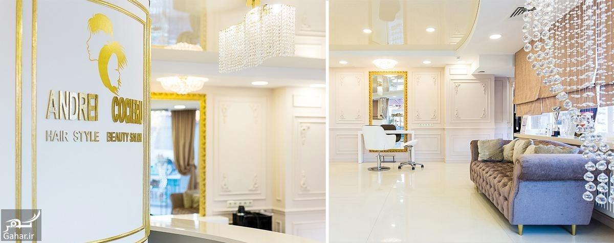 852117 Gahar ir دکوراسیون آرایشگاه زنانه فوق العاده زیبا و مدرن + جزییات