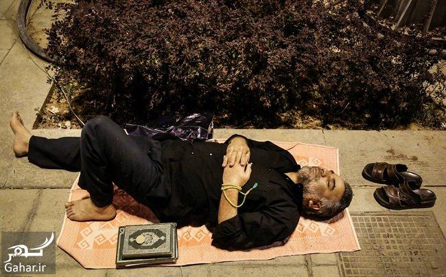 916944 Gahar ir عکس های شب قدر و مراسم احیا شب بیست و یکم در مصلی امام