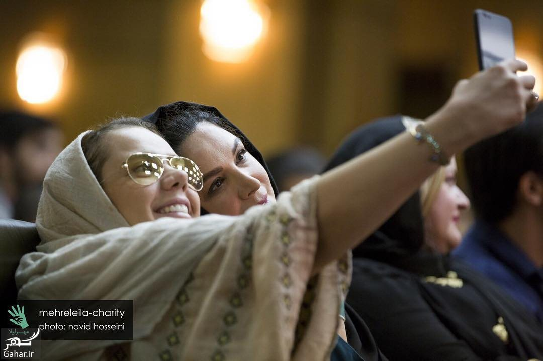 958790 Gahar ir عکس/ حضور جمعی از هنرمندان در مراسم خیریه مهر لیلا بلوکات