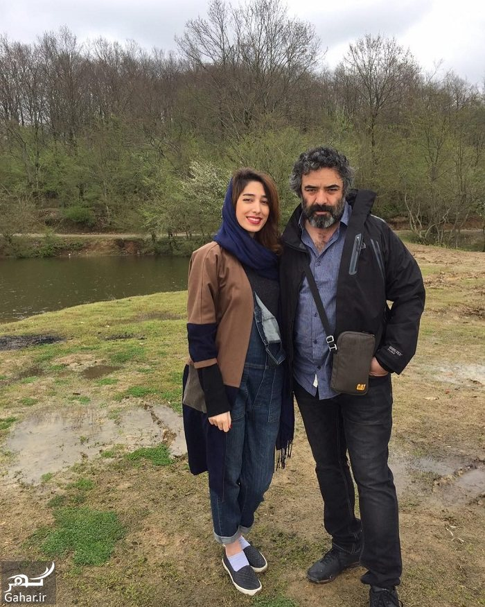 984168 Gahar ir عکس حسن معجونی و همسرش + بیوگرافی