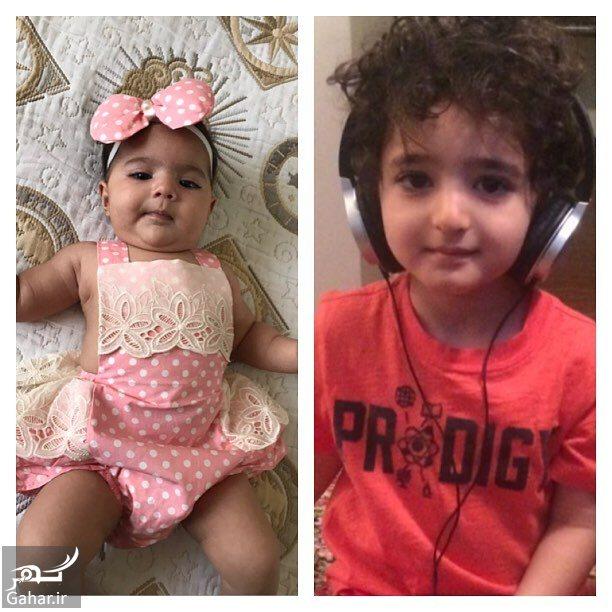 021218 Gahar ir عکسی زیبا و دیدنی از شیلا خداداد و فرزندانش