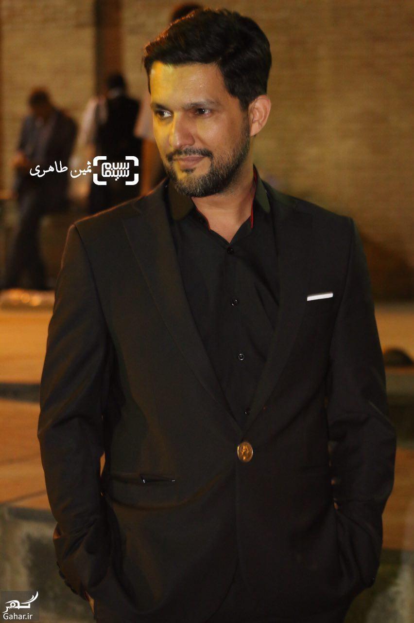 041119 Gahar ir گزارش تصویری/ حضور هنرمندان در سومین جشن عکاسان سینما