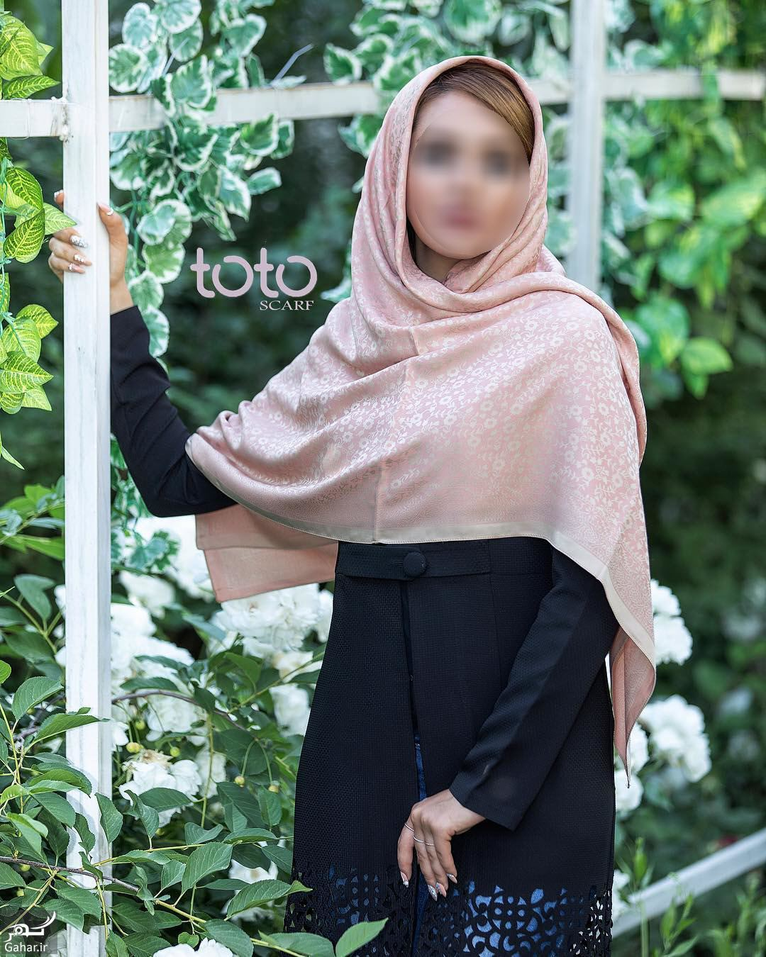 096120 Gahar ir جدیدترین مدل های شال و روسری از برند ایرانی توتو