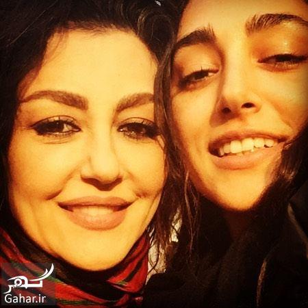 126472 Gahar ir پست جدید و متفاوت گلشیفته فراهانی به مناسبت تولد خواهرش
