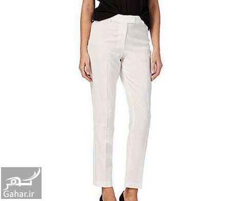 129045 Gahar ir آموزش ست کردن لباس با شلوار سفید زنانه و دخترانه