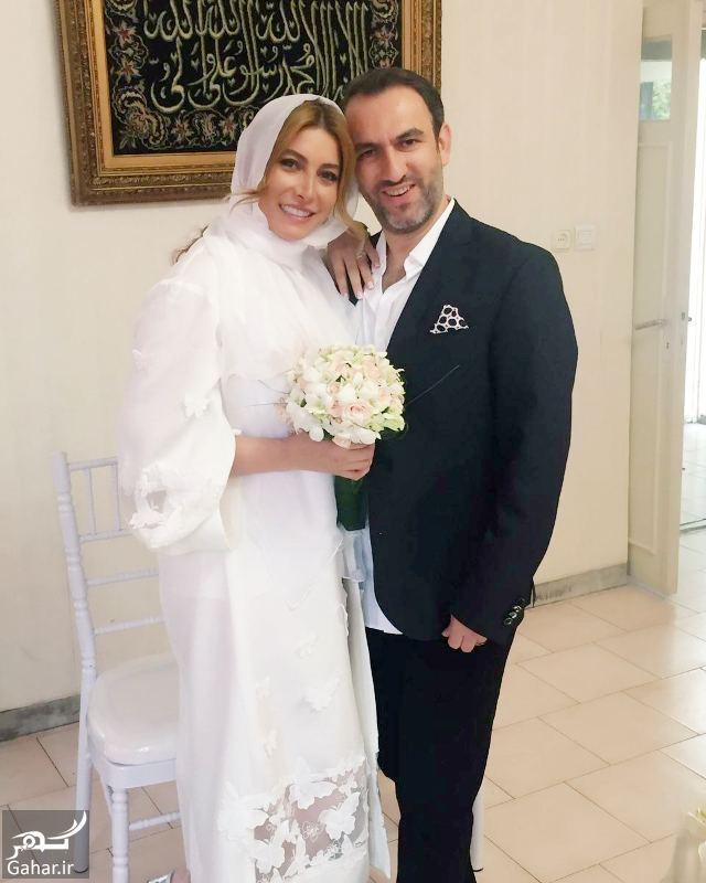 199991 Gahar ir فریبا نادری ازدواج کرد + عکس فریبا نادری و همسرش