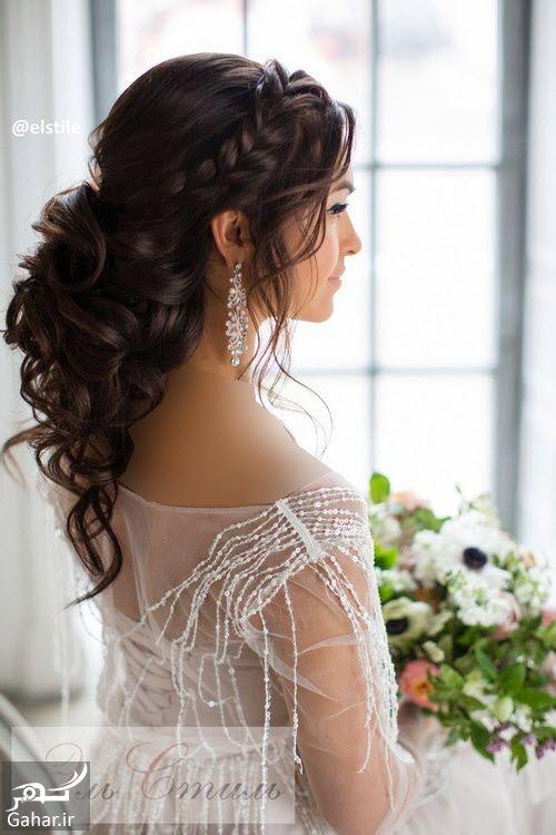 208377 Gahar ir انواع مدل های جدید شینیون عروس