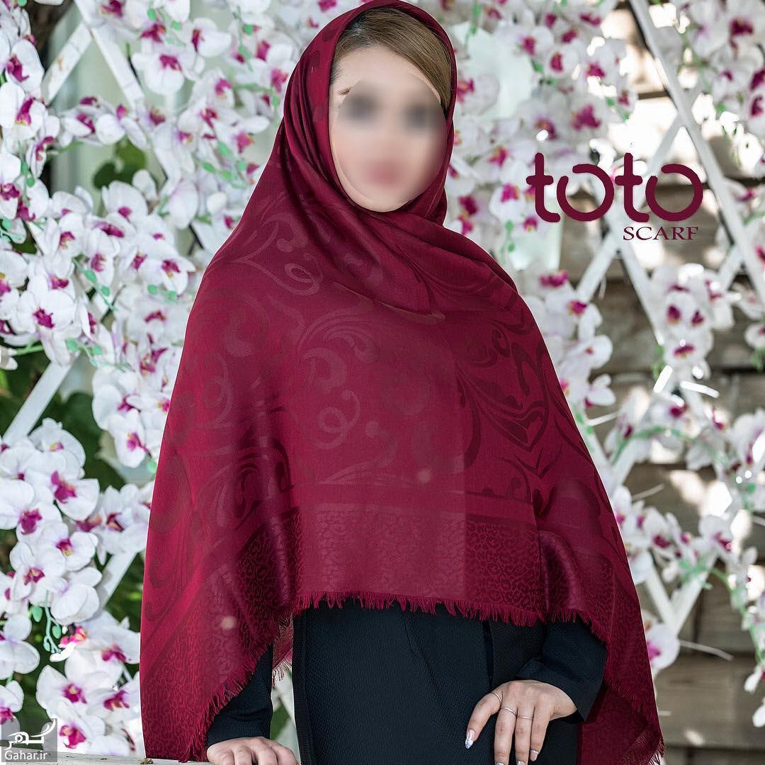 242466 Gahar ir جدیدترین مدل های شال و روسری از برند ایرانی توتو