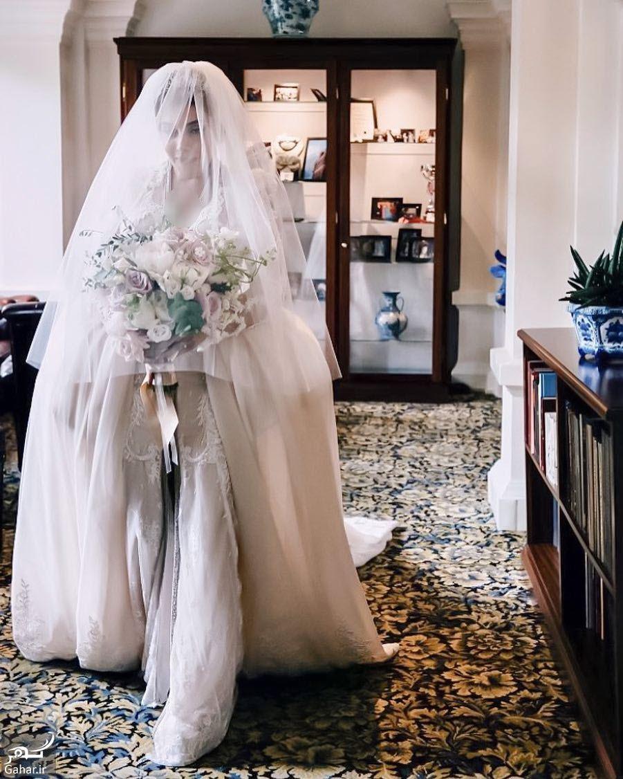 263198 Gahar ir عکس های دیدنی از عروسی رضا قوچان نژاد و سروین بیات «خواهر ساره بیات»