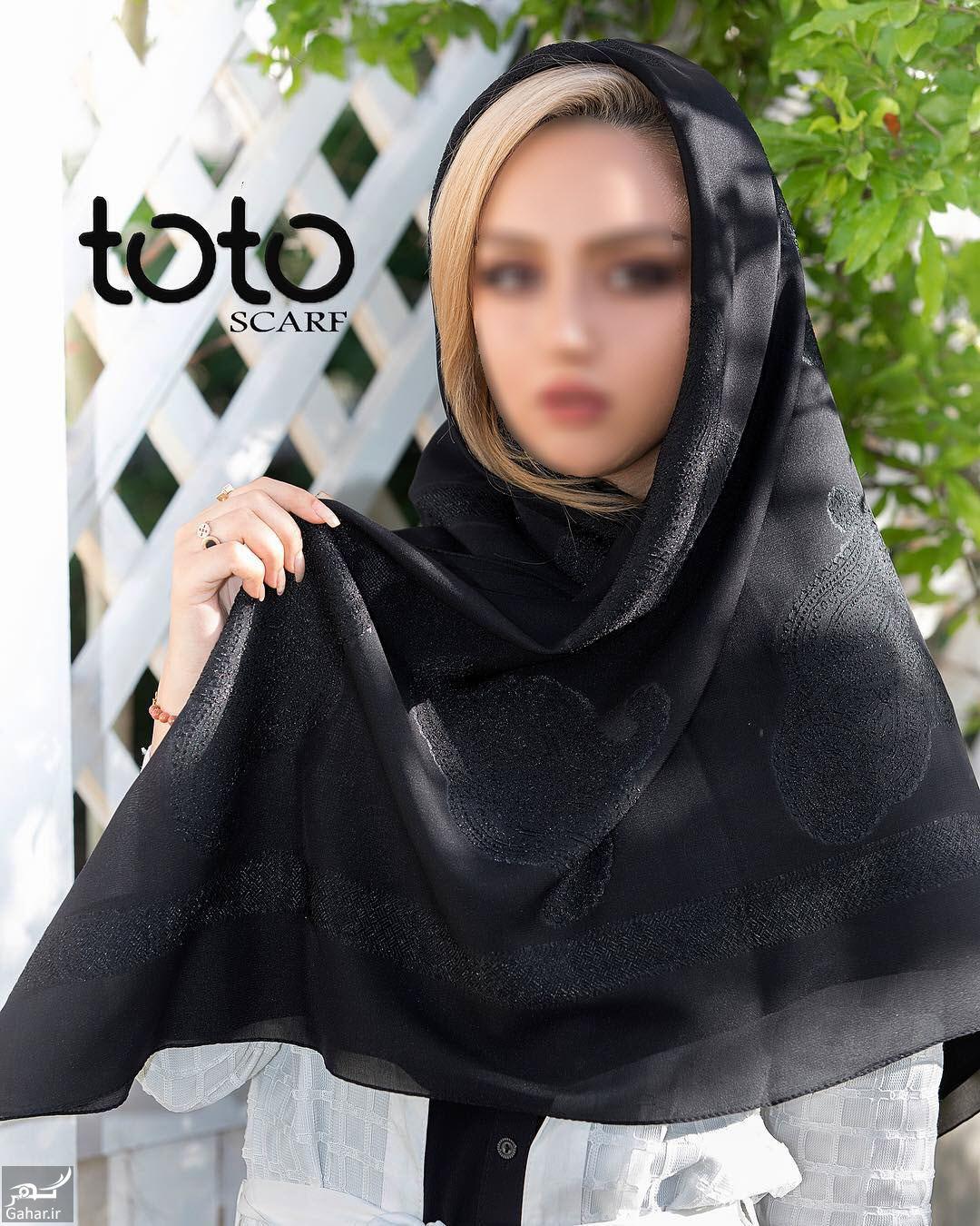 386623 Gahar ir جدیدترین مدل های شال و روسری از برند ایرانی توتو