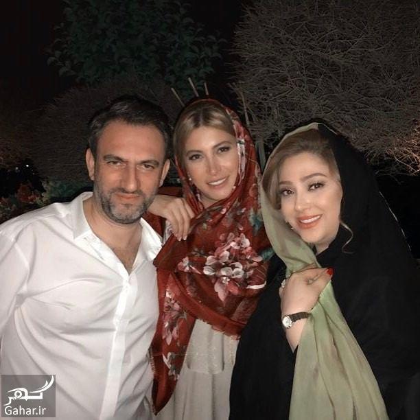 423578 Gahar ir فریبا نادری ازدواج کرد + عکس فریبا نادری و همسرش
