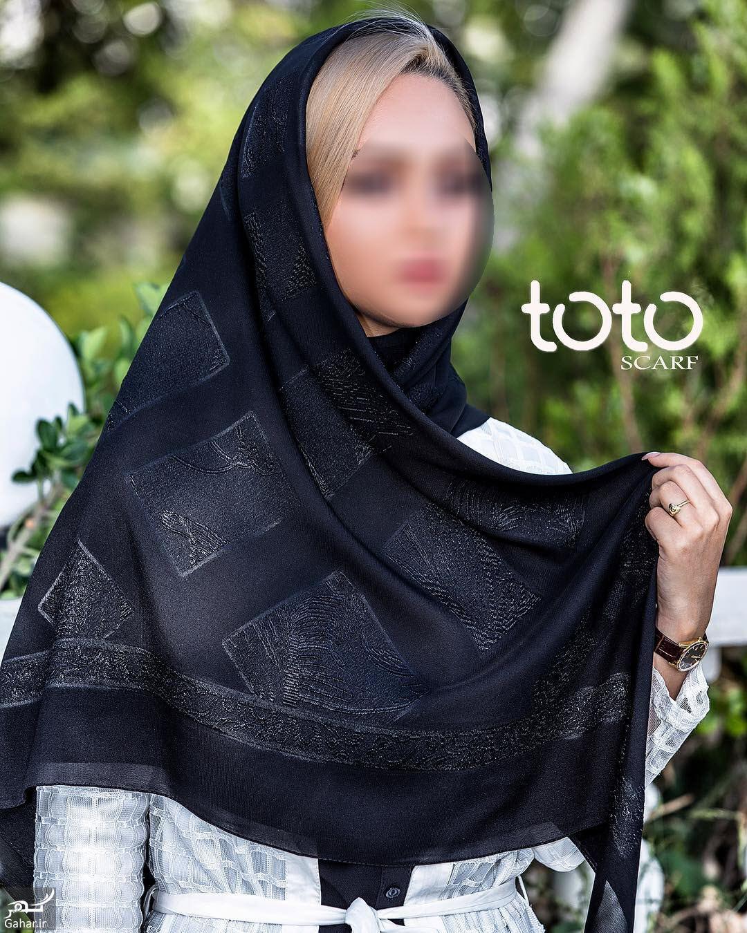 424796 Gahar ir جدیدترین مدل های شال و روسری از برند ایرانی توتو