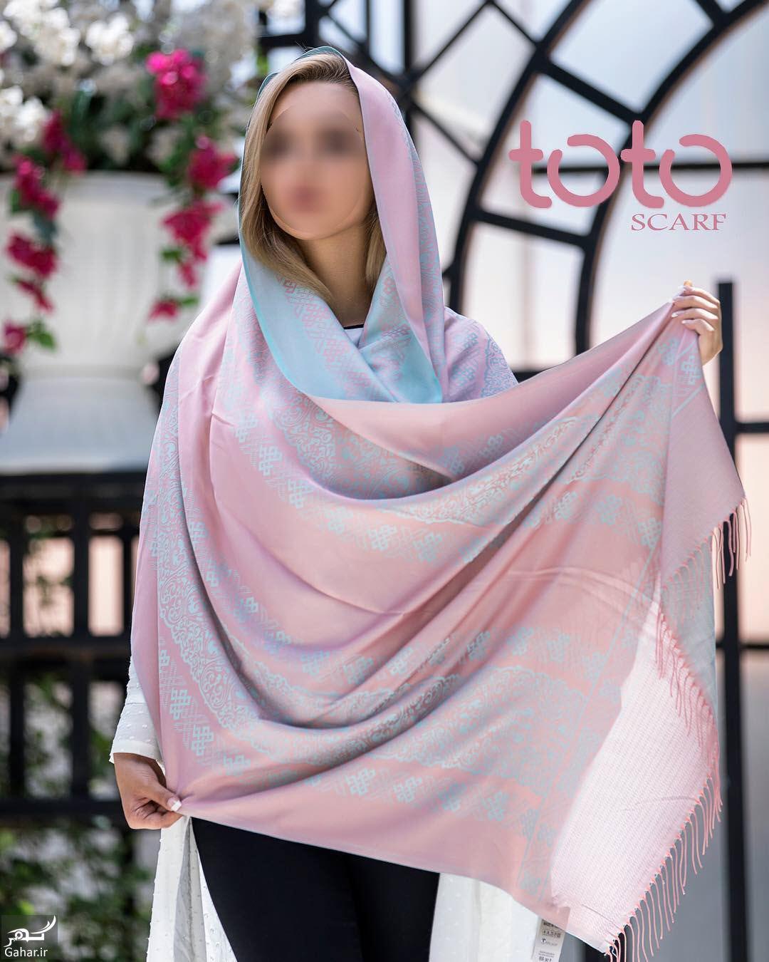 429854 Gahar ir جدیدترین مدل های شال و روسری از برند ایرانی توتو
