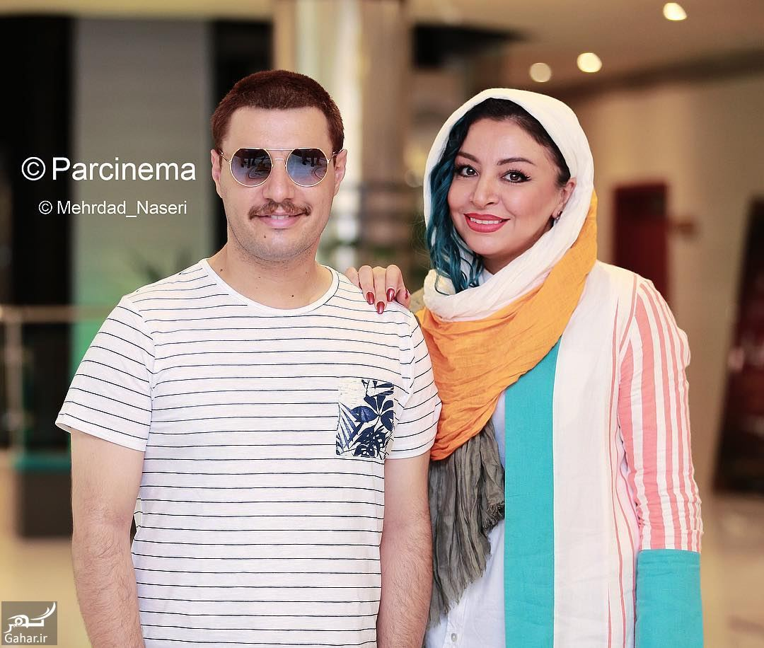 474615 Gahar ir عکس/ بازیگران در مراسم رونمایی از پوستر فیلم آینه بغل