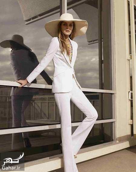 538572 Gahar ir آموزش ست کردن لباس با شلوار سفید زنانه و دخترانه